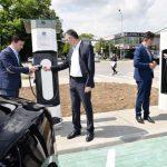 Banjaluka dobila punjače za električne automobile
