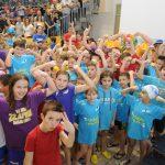 """Djevojčice i dječaci plivaju do medalje: Najmlađi učesnici """"Banja Luka Open 2018"""""""
