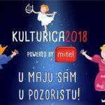 KULTURICA 2018 Mjesec dana pozorišta za djecu