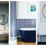 Plava keramika: Omiljena boja za opremanje kupatila opet izgleda odlično