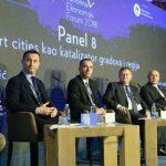 """Infrastruktura je """"nervni sistem"""" za uspostavu rješenja pametnih gradova"""