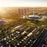 Foster + Partners predstavili planove za novi grad u Indiji i izgledaju spektakularno