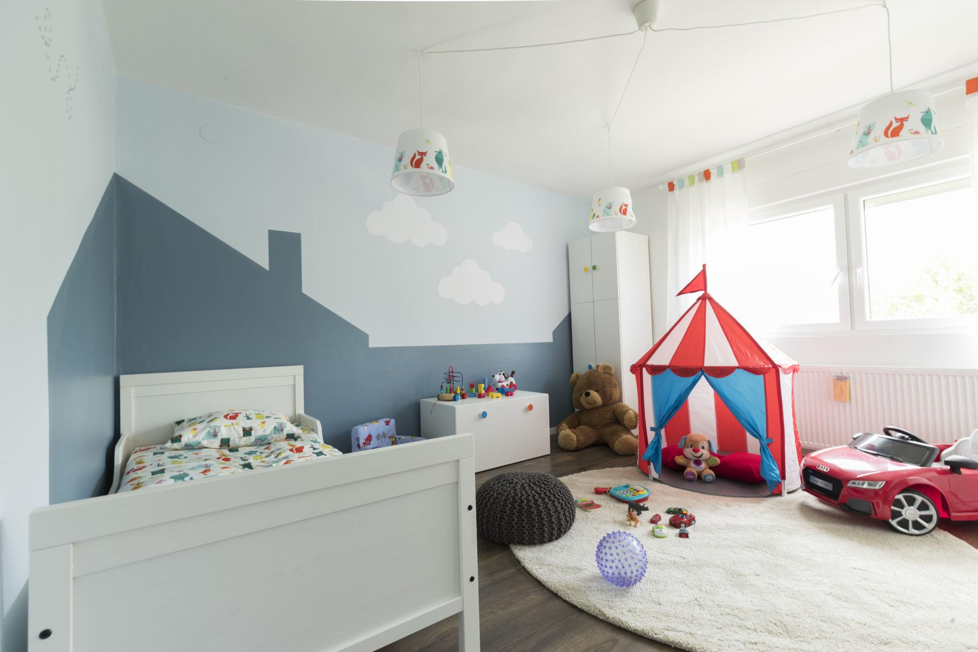 kako opremiti djecju sobu