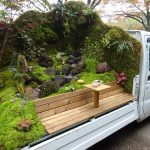 Japanci biraju najljepše male vrtove u kamionetima