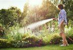 zalivanje biljaka