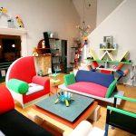 Vraća se trend iz osamdesetih: Kako da postignete memphis stil u svom domu