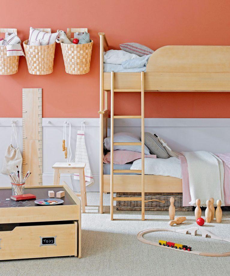 Small Children S Room Ideas: Stvorite Prostor Koji će Vaše