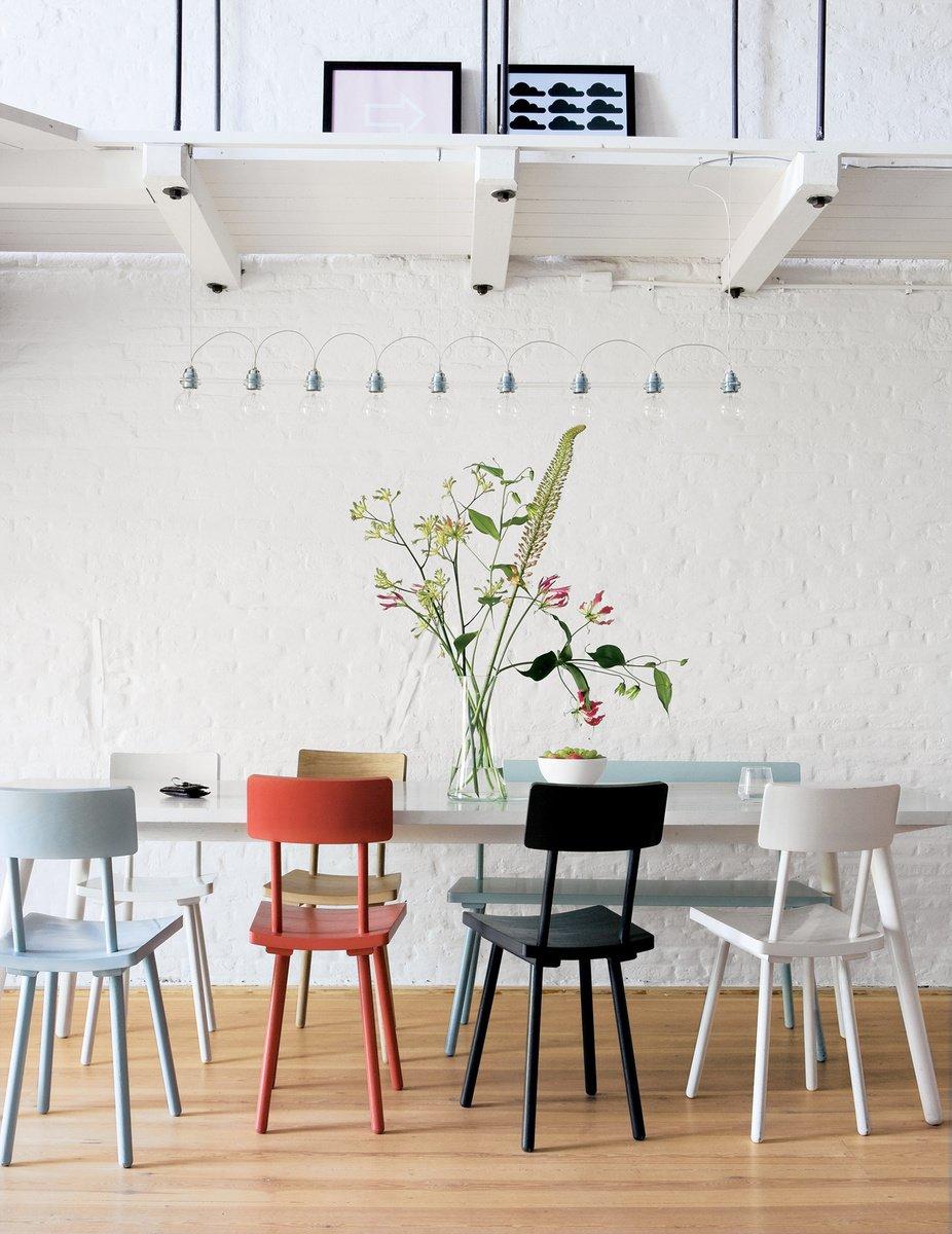 kako kombinovati razlicite stolice