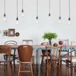 Kako kombinovati stolice različitih stilova, a da to izgleda dobro