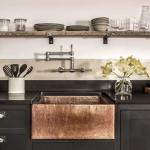 Ljepotan u kuhinji: Sudoper od bakra