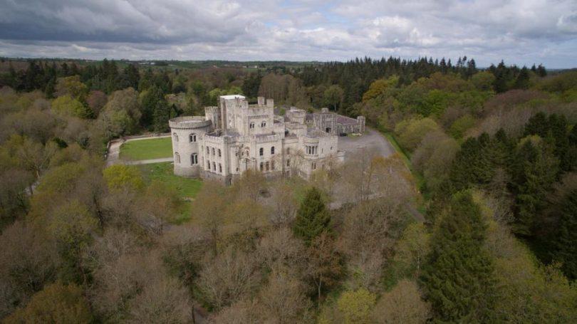 dvorac iz games of thrones