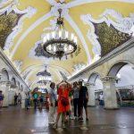 Očaravajuća ljepota moskovskog metroa