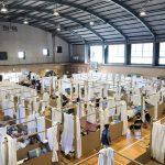Poznati arhitekta izradio privremena skloništa za ljude čiji su domovi poplavljeni u Japanu