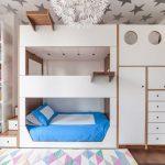 Odlično rješenje: Krevet na sprat za troje djece