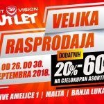 Velika Sport Vision rasprodaja u Banjaluci