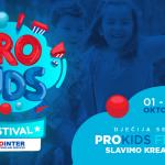Prokids festival od ponedjeljka u centru Banjaluke