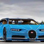 Najnoviji Lego spektakl – automobil od kockica