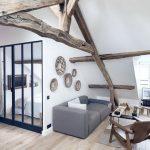 Neka vas ovaj jednosobni stan podsjeti na raskoš drvenih elemenata u opremanju
