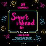 Super vikend u Plaza Parfumerijama, 20 odsto popusta na kompletan asortiman