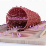 Austrija će se na EXPO 2020 predstaviti ogromnim mlinom