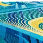 Tepisi inspirisani arhitekturom Zahe Hadid