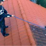 (VIDEO) Ova odlična mašina čisti krovove