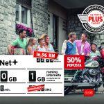 Pretplata: S Net+ za neograničenu komunikaciju