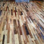 Uradi sam: Izrada poda od drvenih paleta