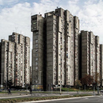 Socijalistička arhitektura i slike Beograda na Instagramu