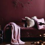 Prvi prijedlozi novogodišnjih dekoracija: Bordo za raskošne praznike