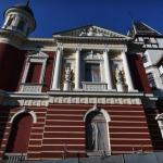 Obnovljena fasada prekrasne zgrade Olimpijskog muzeja u Sarajevu