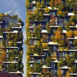 Najpoznatiji zgrade s vertikalnim vrtovima u jesen su još ljepše