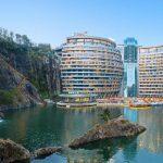 Pogledajte kako izgleda luksuzni hotel sagrađen u napuštenom kamenolomu