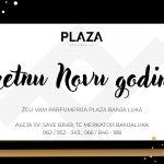 Parfimerija Plaza vam želi srećne praznike!