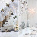Bijeli ukrasi: Najkraći put do bajkovitog ugođaja u domu