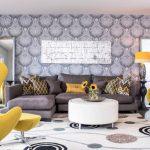 Dekorišite bojom: Kako osvijetliti prostor žutom