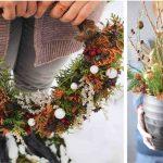 Shanti radionica i ove godine ima najljepše ukrase od prirodnih materijala