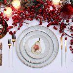 Efektne ideje za uređenje svečanog stola