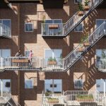 Balkoni koji podstiču druženja komšija