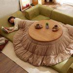 Jeste li čuli za japanski stolić Kotatsu, idealan za zimske dane?