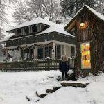 Mrtvo stablo pretvoreno u najslađu biblioteku ikad