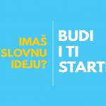 BUDI I TI STARTER Sutra se održava šesti STARTER program