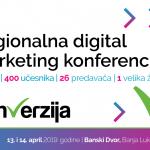 """Sutra počinje """"Konverzija"""": Banjaluka domaćin najveće digital marketing konferencije u regionu"""