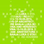 DANI ARHITEKTURE BANJALUKA Otvoren konkurs za dostavljanje radova na temu stanovanja