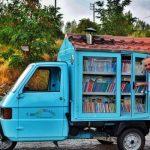Bibliotekar na točkovima širi ljubav prema knjigama