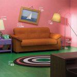 Ikea oživjela čuvene sobe iz Simpsonovih i Prijatelja