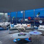 Zavirite unutar najskupljeg hotelskog apartmana na svijetu kog je dekorisao veliki Damien Hirst