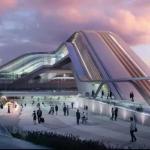 Pogledajte kako će izgledati futuristička željeznička stanica u Estoniji