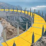 "Iznad Makarske se gradi ""nebesko šetalište"", objavljene fotografije višemilionskog projekta"