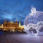 Moskva blista: Osjetite duh novogodišnjeg raspoloženja prestonice Rusije